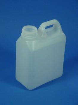 1 Liter Kanister KM, PE, natur, 65g