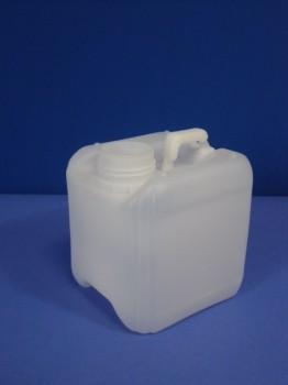 1 Liter Kanister, PE, natur, 90g