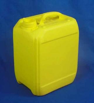 Innovativ 5 Liter Kanister, PE, gelb, 220g-10-0005-7045-70450 WF47