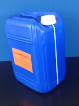 20 Liter Kanister, PE, blau, fluoriert,