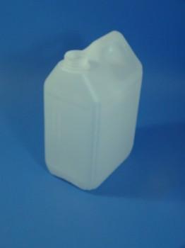5 Liter Leichtkanister, PE, natur, 140g