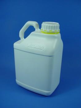 5 Liter Kanister Flour, weiss,