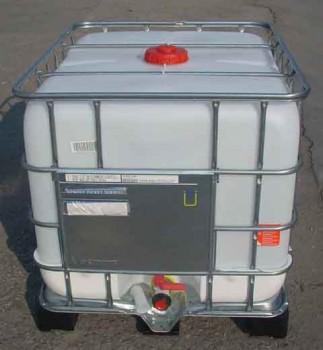 820 Liter Container, PE, natur,