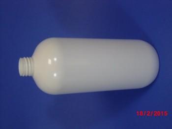 1000 ml Flasche TB, PET, weiß, rund,