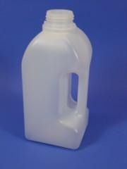 2 Liter Griffkanister, PE, natur, 118g