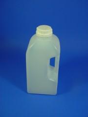 3 Liter Griffkanister, PE, natur, 150g