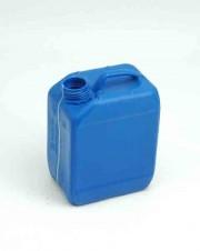 3 Liter Kanister, PE, blau, 140g