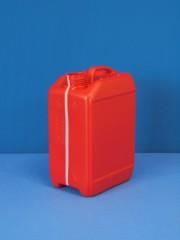 3 Liter Kanister, PE, rot, 140g