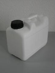 5 Liter Kompaktkanister, PE, natur, 330g
