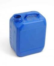 5 Liter Kanister, PE, blau, 180g