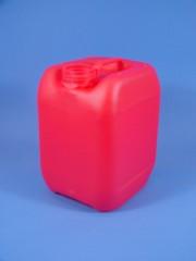 5 Liter Kanister, PE, HY rot, 230g