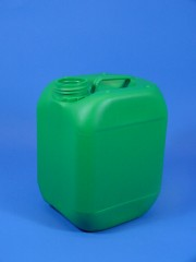 5 Liter Kanister, PE, grün, 230g