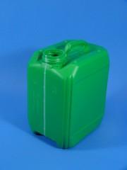 5 Liter Kanister, PE, grün, 270g