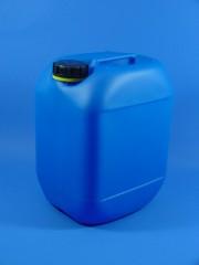 10 Liter Kanister EST, PE, blau, 480g