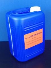 11 Liter Kanister, PE, blau, fluoriert,
