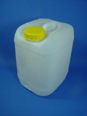 20 Liter Wasserkanister, PE, natur,