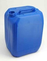 20 Liter Kanister A, PE, blau, 760g