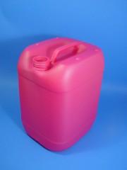 20 Liter Kanister, PE, rottransp., 900g