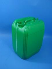 20 Liter Kanister, PE, grün, 760g, BP