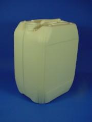 20 Liter Kanister A, PE, weiß, 860g