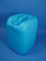 20 Liter Kanister, PE, hellblau, 900g