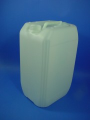 25 Liter Kanister, PE, natur, 1000g