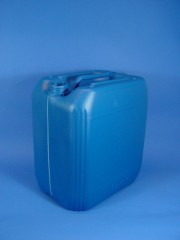 30 Liter Kanister, PE, blau, 1240g