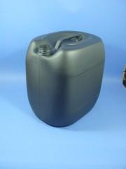 30 Liter Kanister, PE, schwarz, 1150g