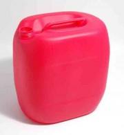 32 Liter Kanister, PE, rottrans, 1350g