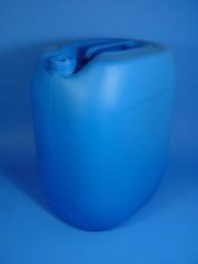 38 Liter Kanister, PE, blau, 1450g