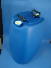 60 Liter Kanister TK, PE, blau, 2800g
