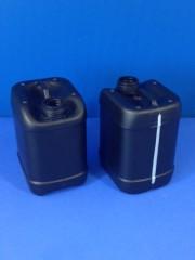 2,5 Liter Kanister, PE, schwarz, 150g