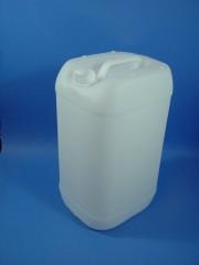 27,5 Liter Kanister, PE, natur, 1230g