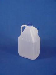 5 Liter Schnabelkanister, PE, natur,120g