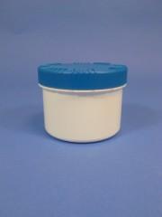 500 ml Runddose PackO, PP, weiß, 34g