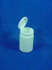 1000 ml Runddose CP, HDPE, weiss,