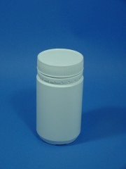 1000 ml Runddose, HDPE, weiss, 77g