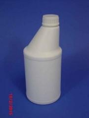 500 ml Sprühflasche F, rund, weiss, 40g