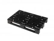 Europalette Kufe 800ES/S, Reg, schwarz