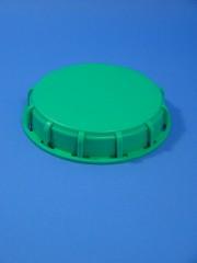 150 mm Deckel grün für 1000 ltr IBC